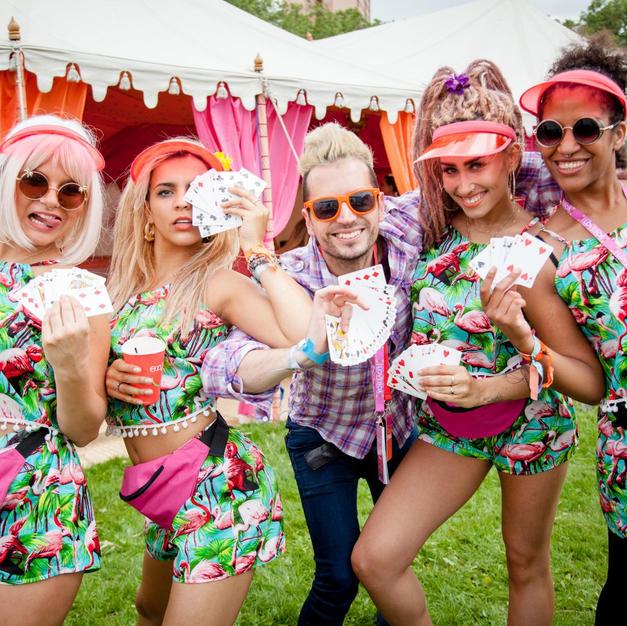 Corporate Festival Hospitality