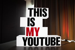 This is my YouTube Roadshow