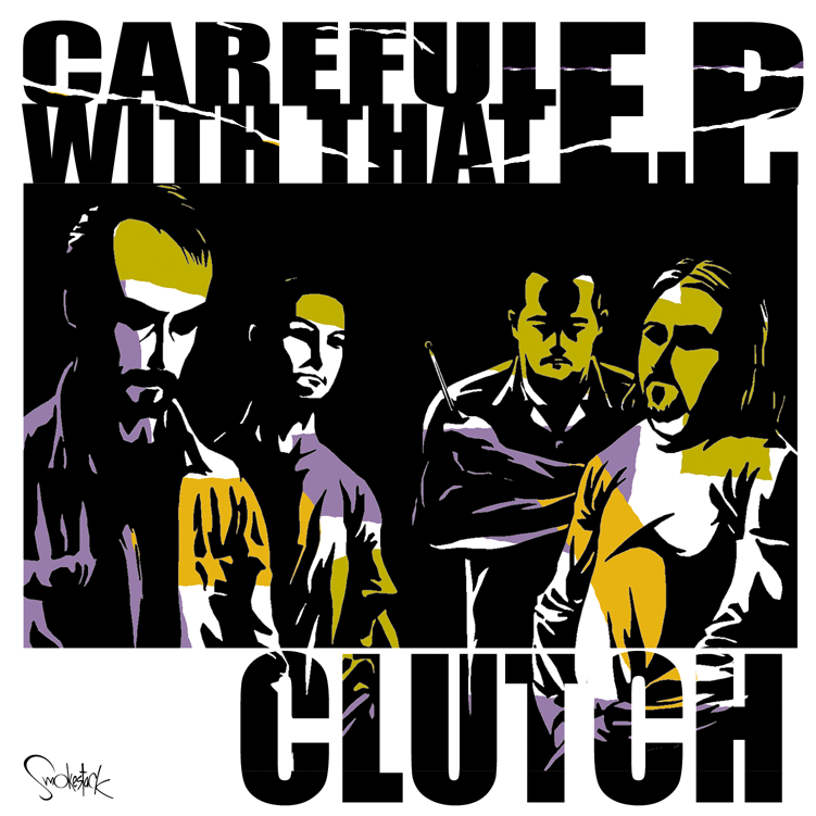 Careful With That Mic EP Cover