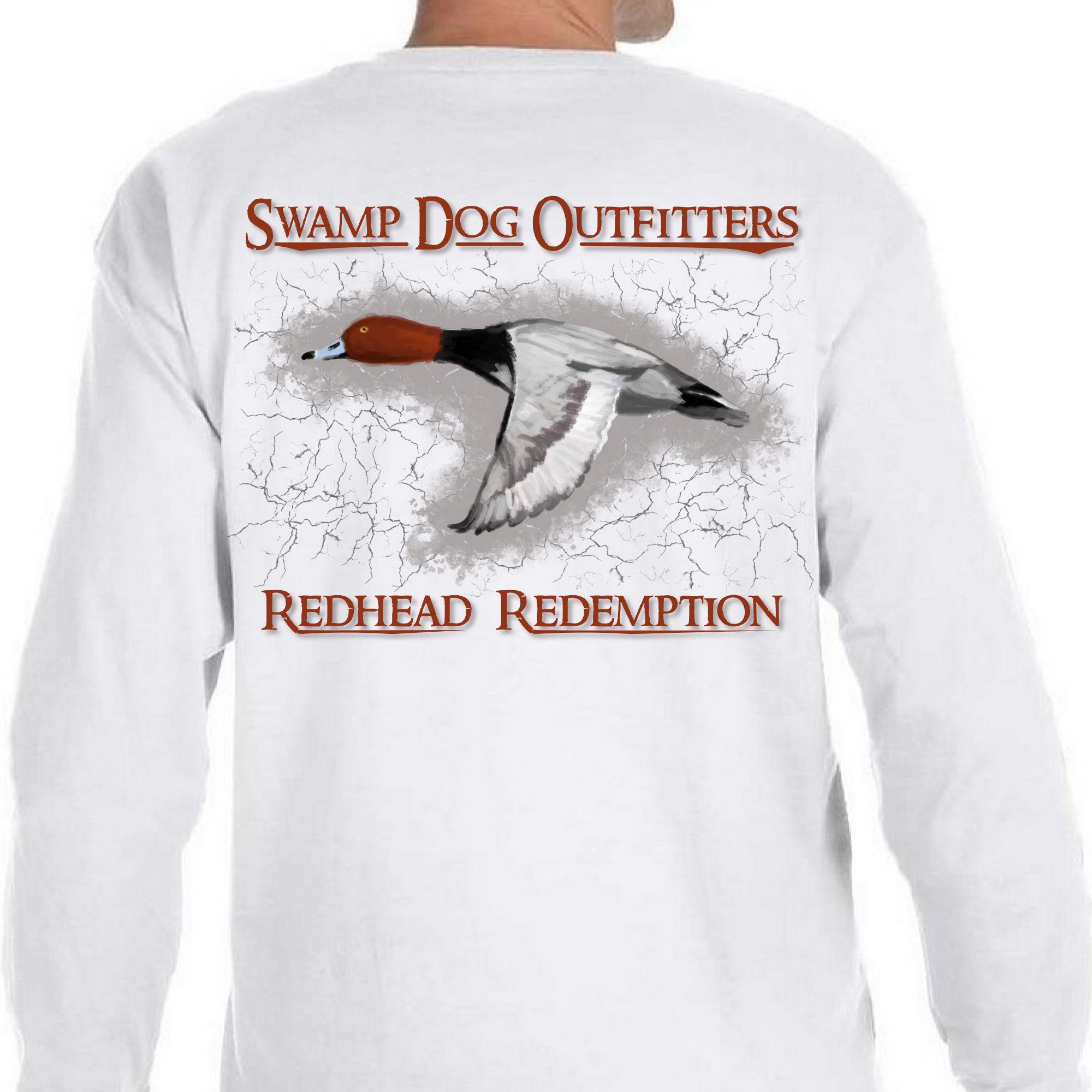 ea74e9bdd41cf Circle Hook Salty and Swamp Cracker Snapback Hat. 8 english pointer Hunting  dogs