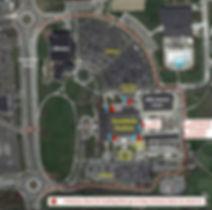 southfield pavilion parking map for vend