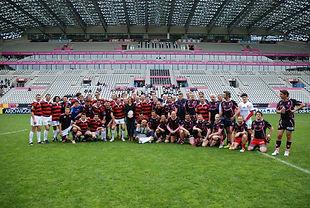 Stade Français paris Asso Rugby