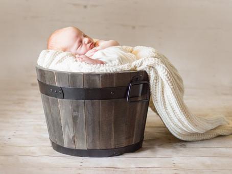 Baby Easton! Denton TX Newborn Photographer