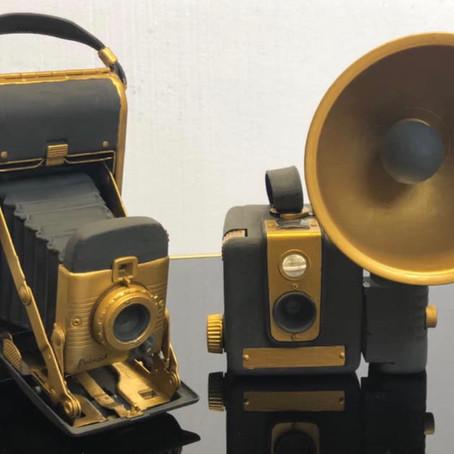 Repurposing A Vintage Camera
