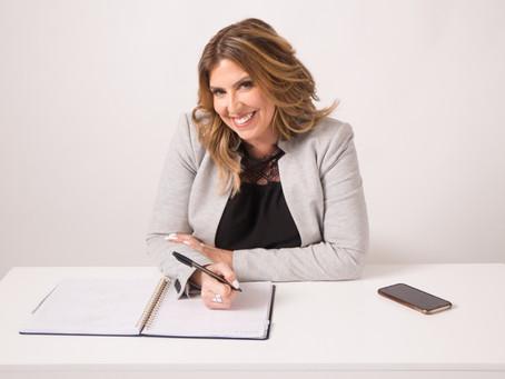 DFW Personal Branding Photographer - Chrissy T. Branding Shoot For Linkedin