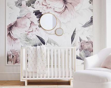 Your baby's nursery!