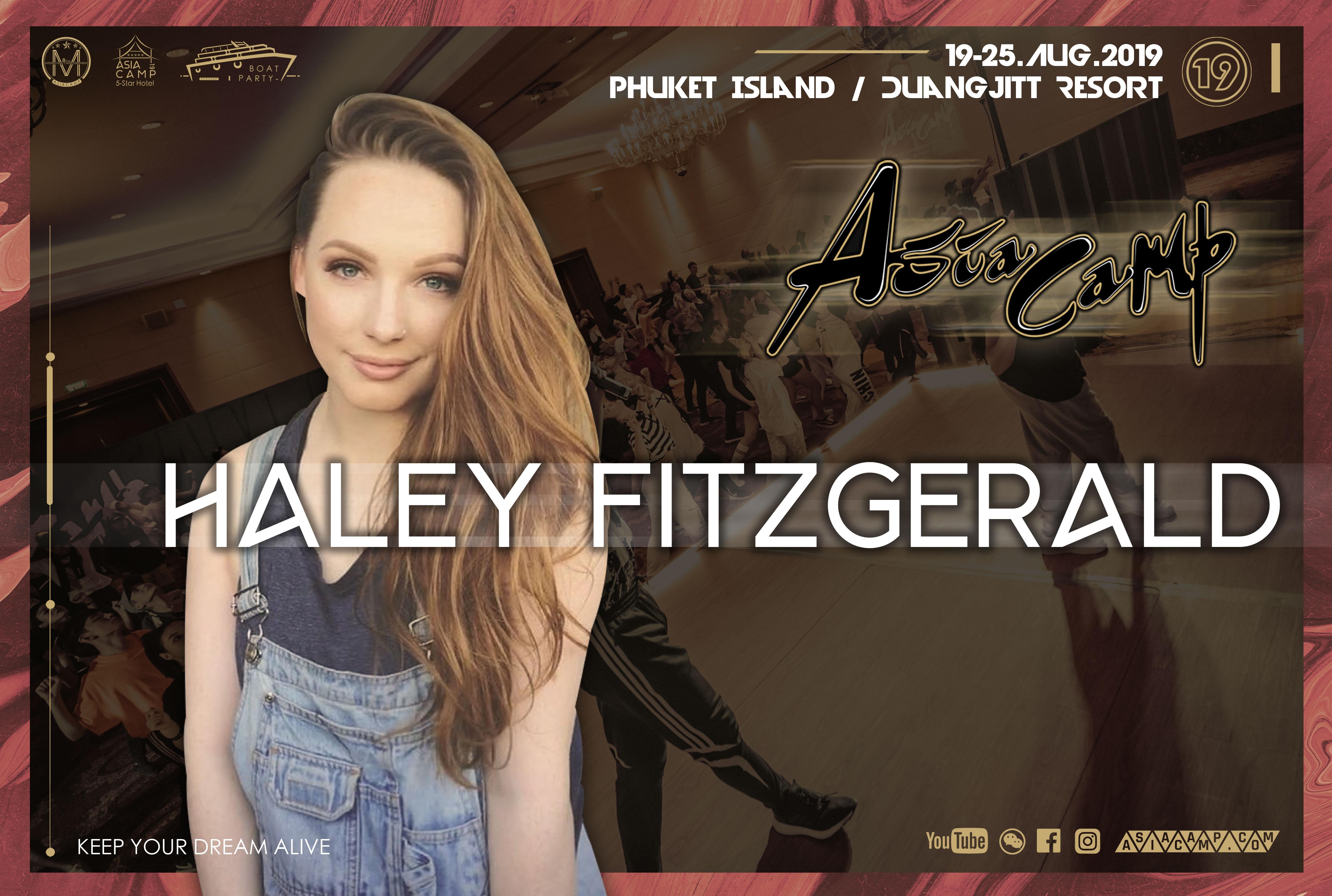 Haley-Fitzgerald 红色