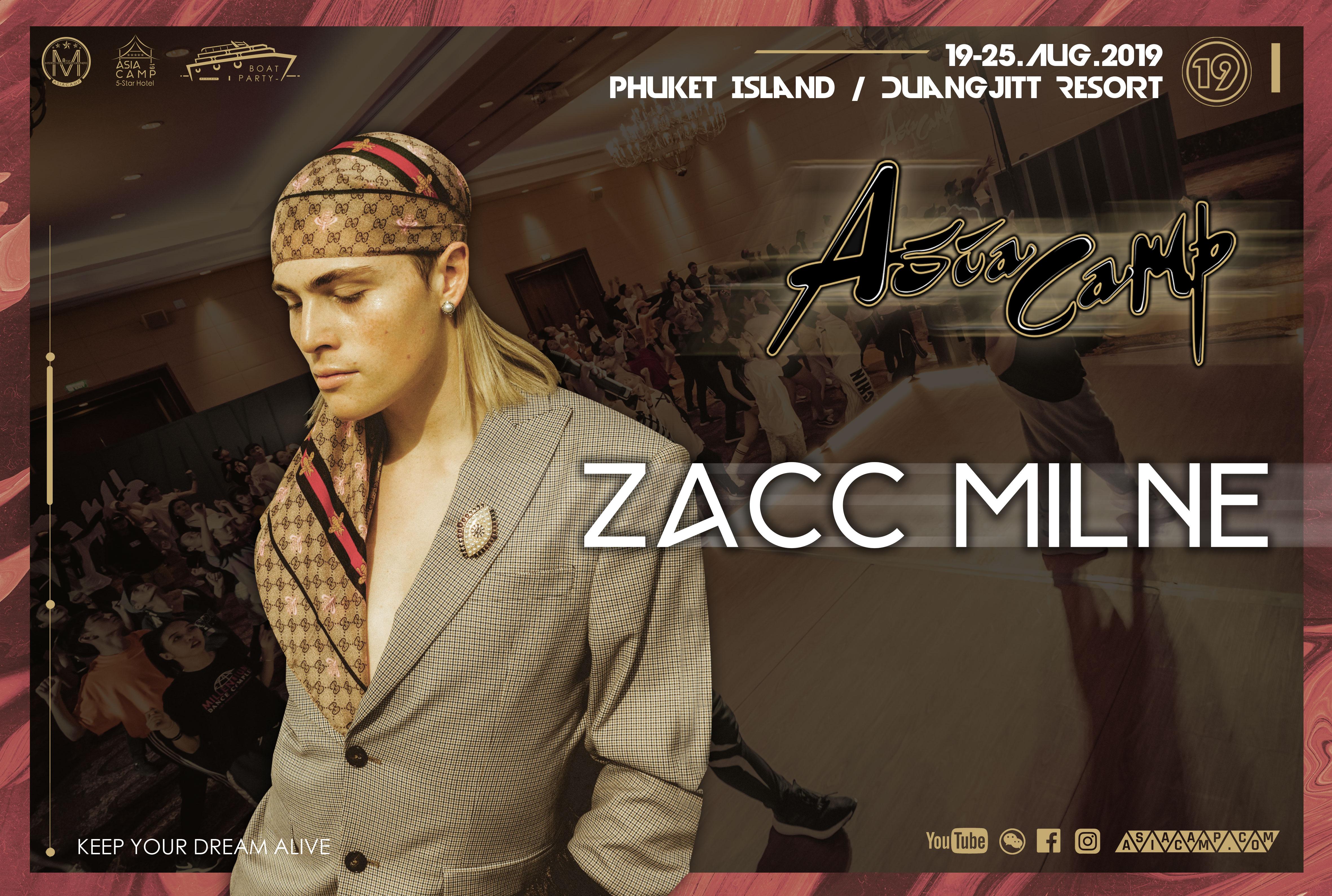 Zacc Milne