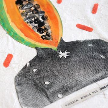 Koning van Papaya
