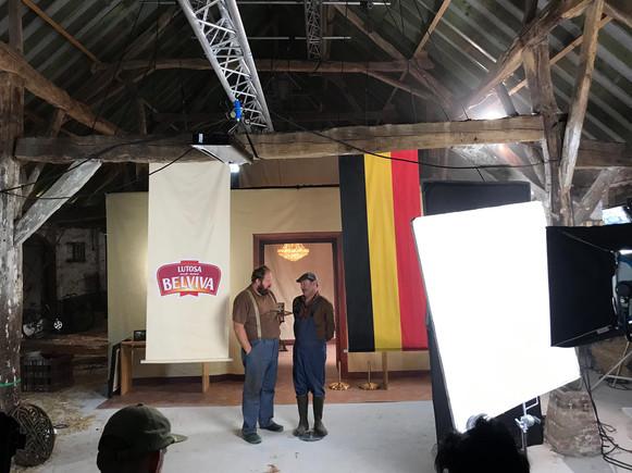 Barn Interior - King Address