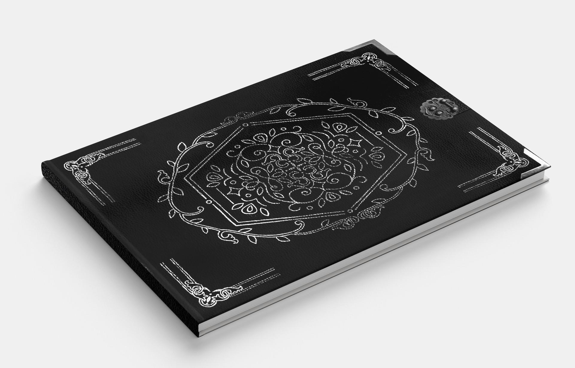 Story Book Cover Design