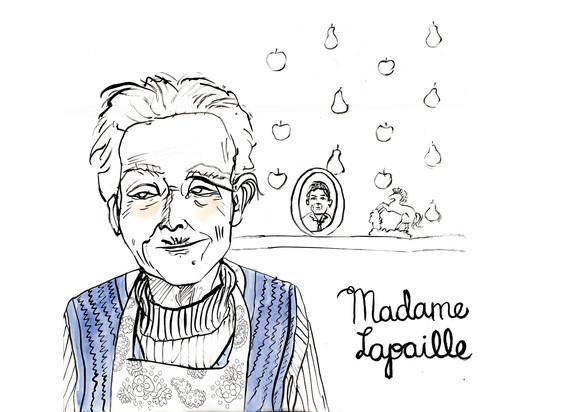 Madame Lapaille