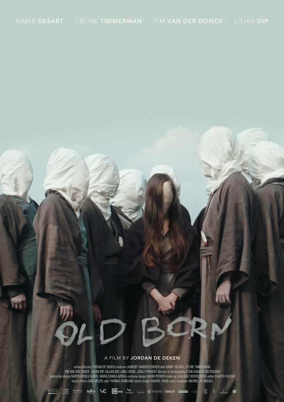 Old Born Poster