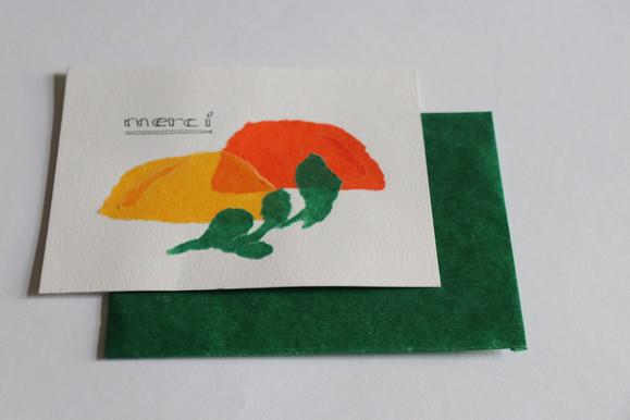 Card + Envelope
