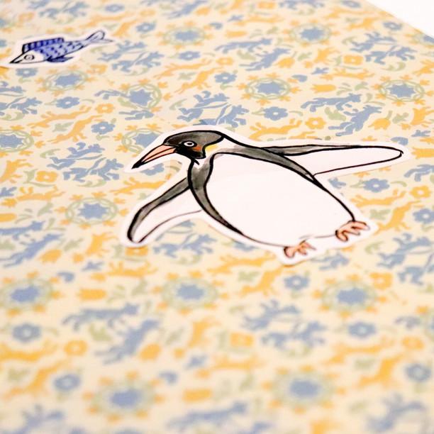 Joey & Penguins
