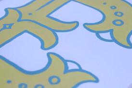 Typography Design Theatre Malfait