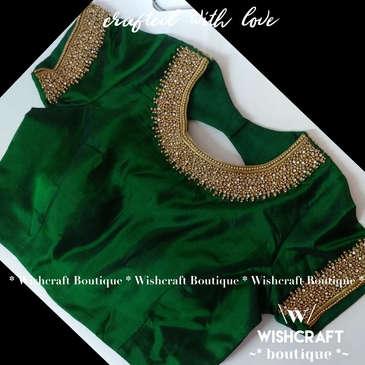 wishcraft-boutique-green-work-blouse-237
