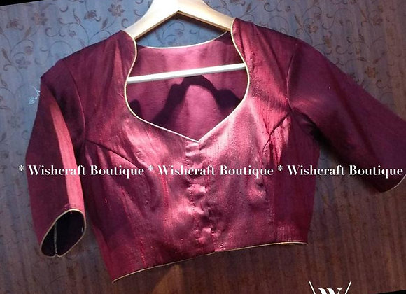 New Look Chic Saree Blouse - Indian Blouse 316