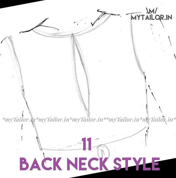 Back Neck Style 11