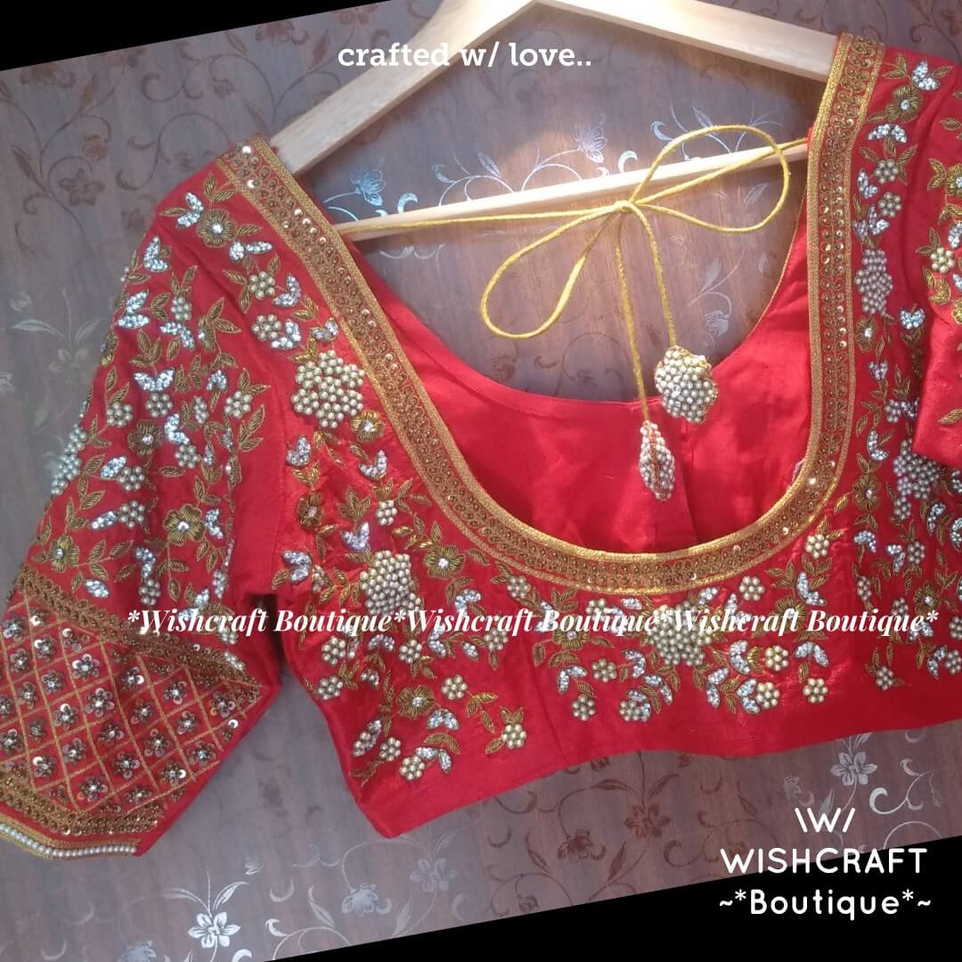 bridal-saree-blouse-with-maggam-work-des