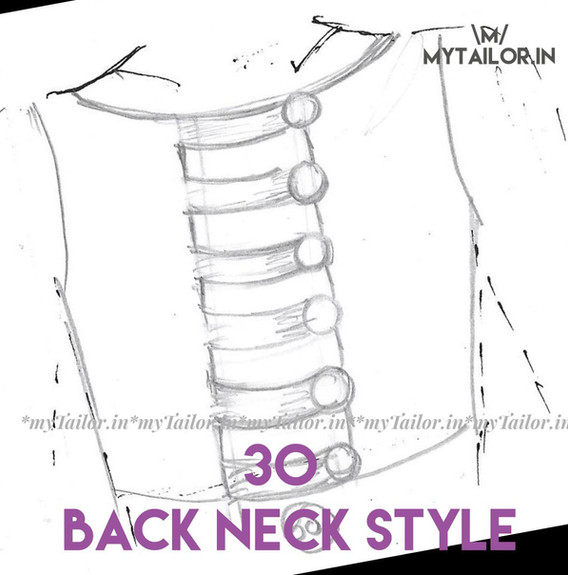 Back Neck Style 30