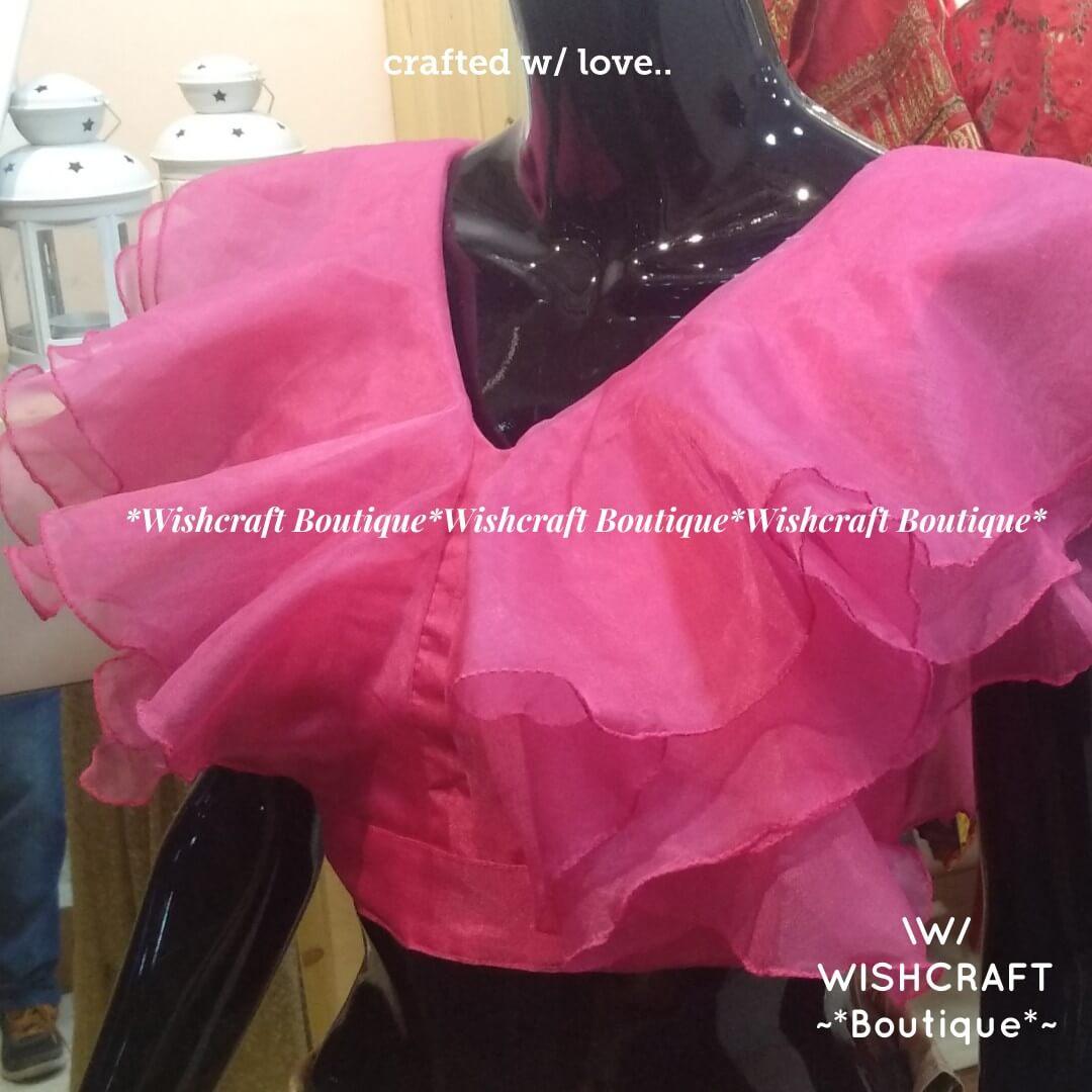 designer-frills-blouse-pink-partywear-bl