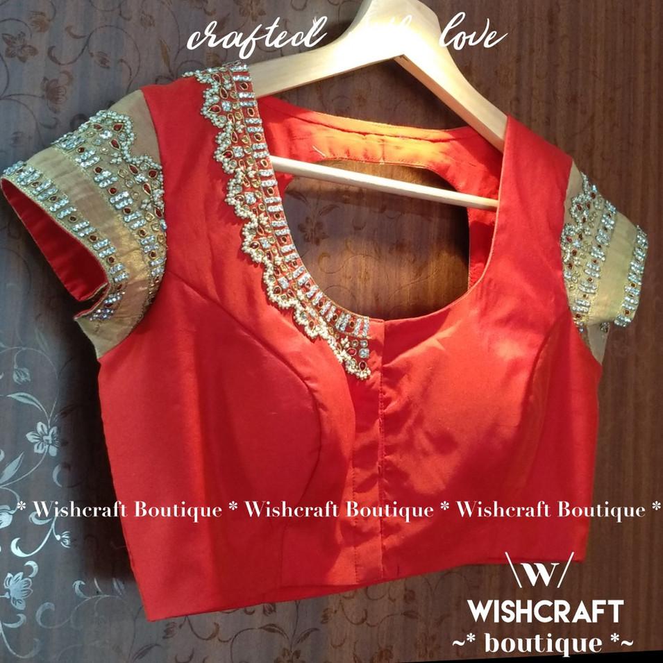 236-Red-pearl-work-blouse.jpg