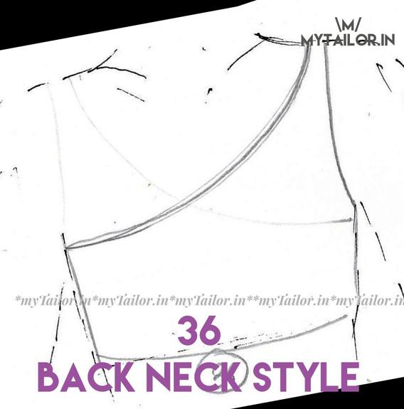 Back Neck Style 36