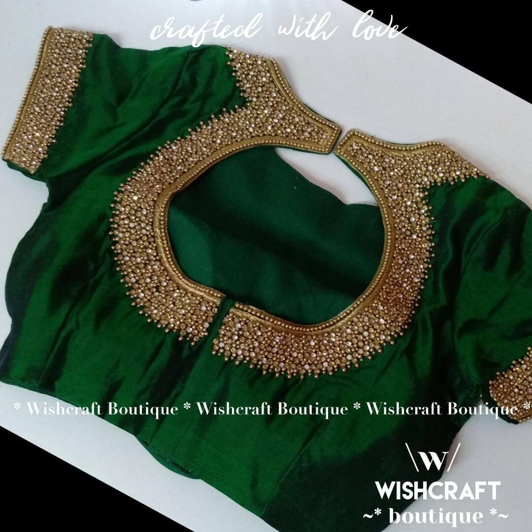 green-blouse-maggam-work-design-237-back