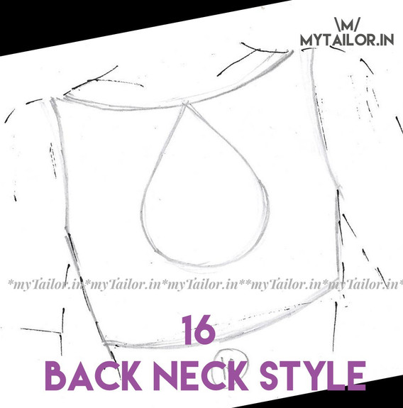 Back Neck Style 16