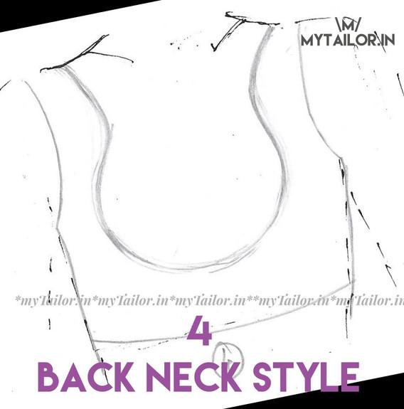 Back Neck Style 4