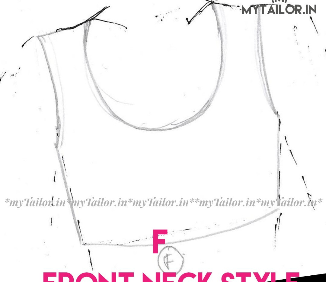 Front Neck Style F