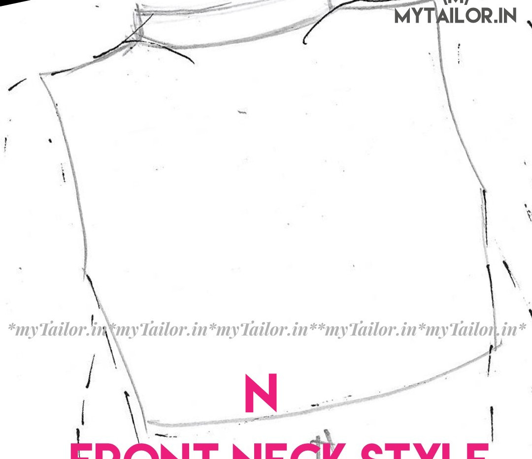 Front Neck Style N