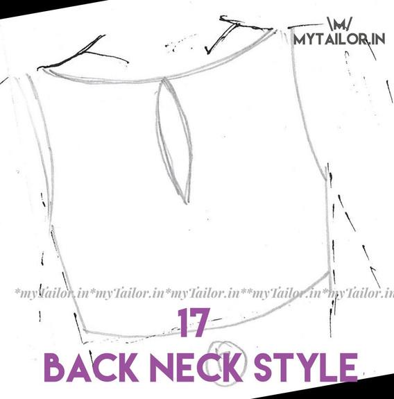 Back Neck Style 17