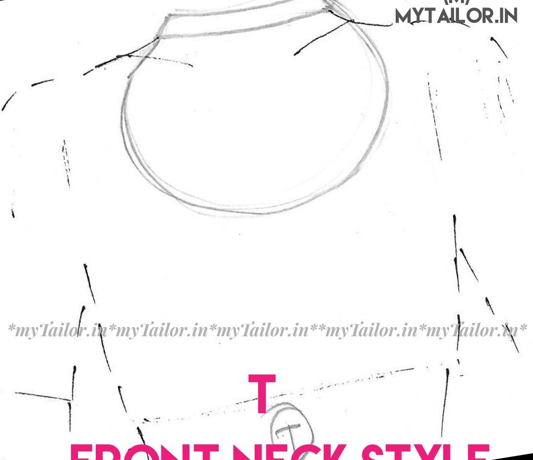 Front Neck Style T