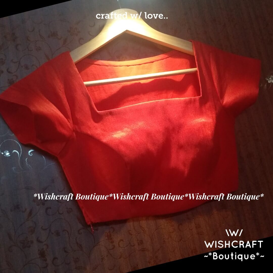 red-blouse-with-square-neck-style-348-fr
