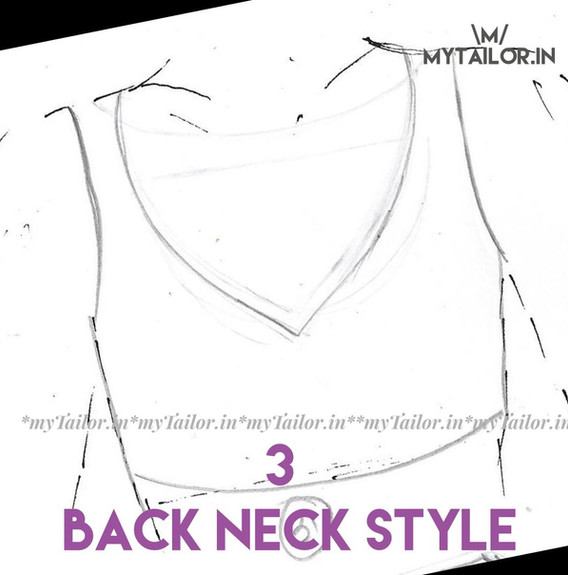 Back Neck Style 3