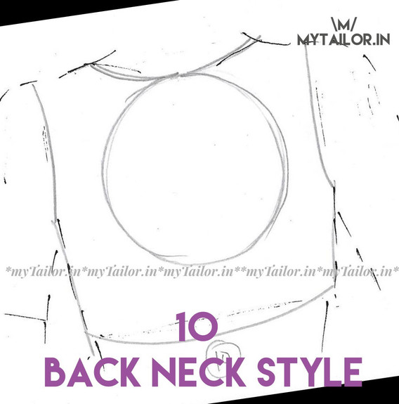 Back Neck Style 10