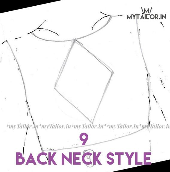 Back Neck Style 9