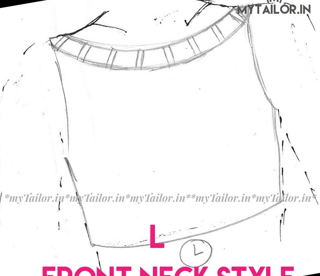 Front Neck Style L