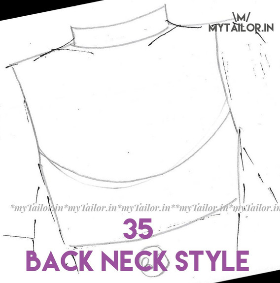 Back Neck Style 35