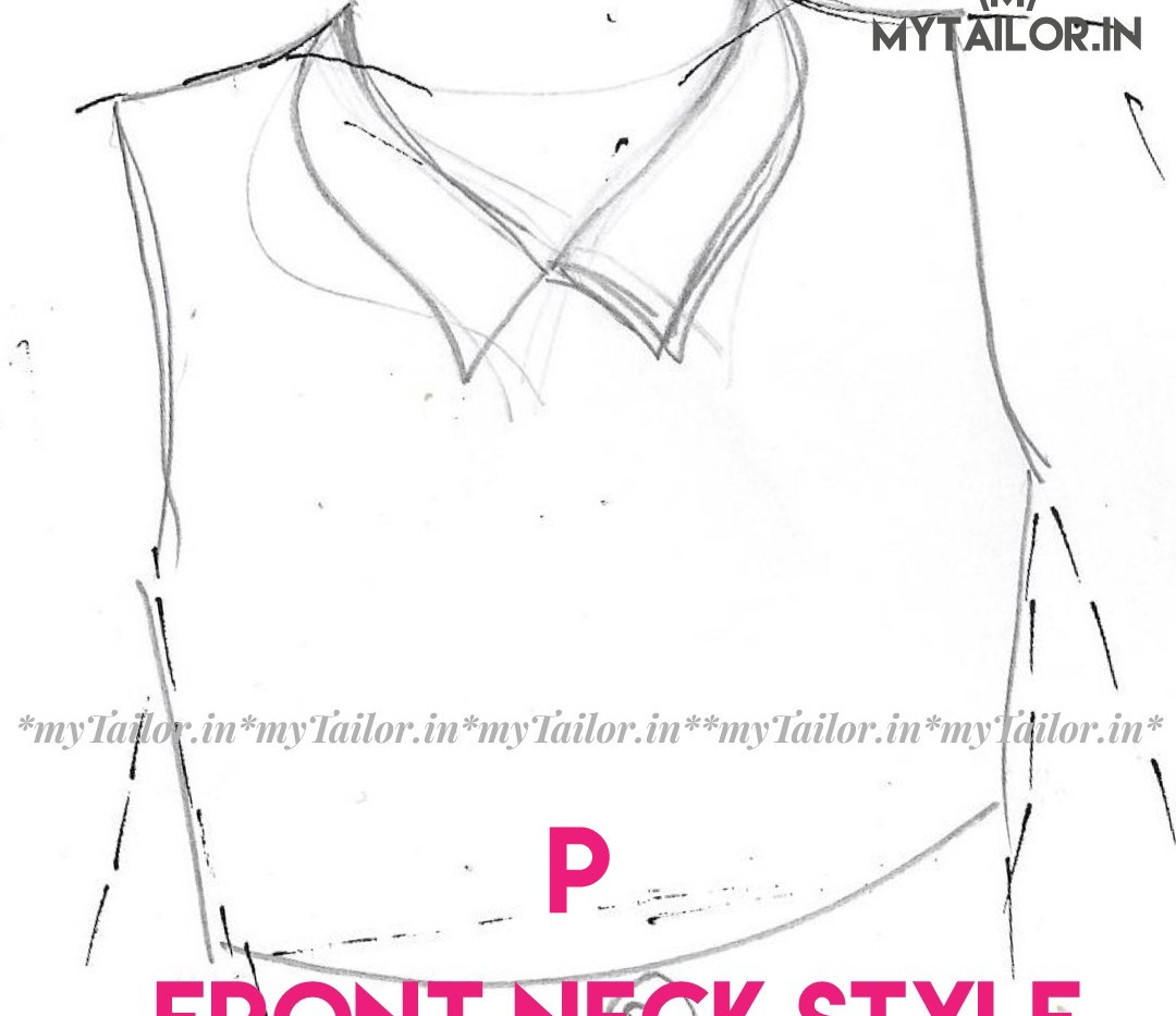 Front Neck Style P