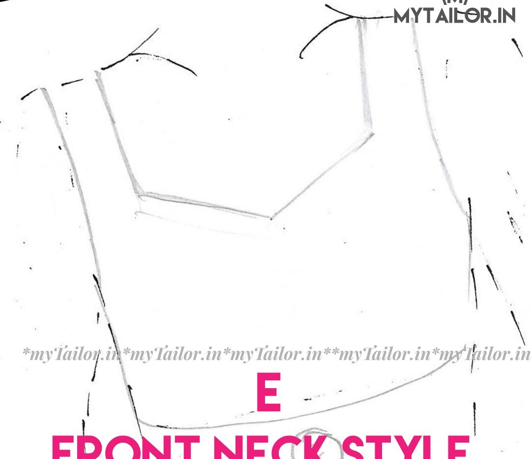 Front Neck Style E