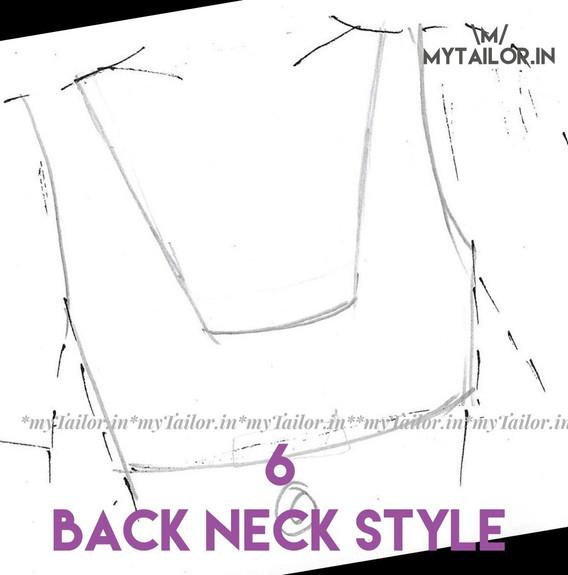 Back Neck Style 6