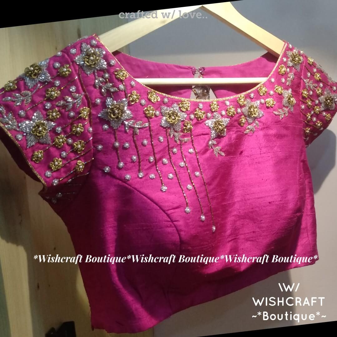 pink-designer-blouse-boatneck-design-365
