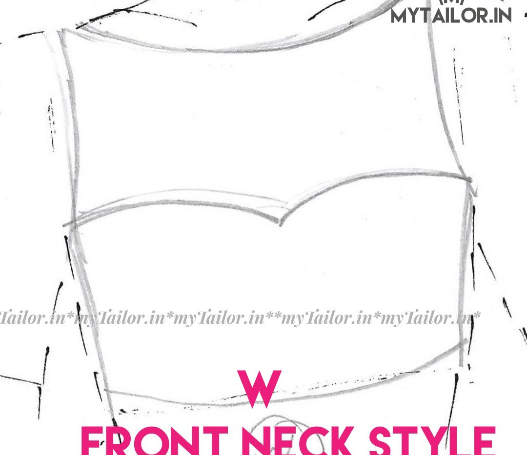 Front Neck Style W