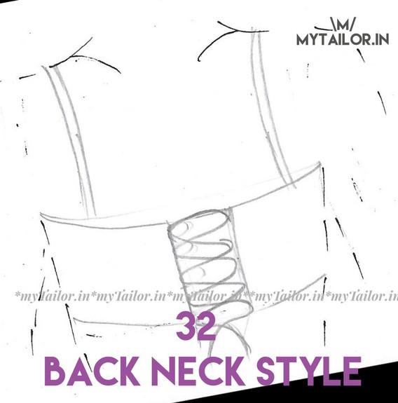 Back Neck Style 32
