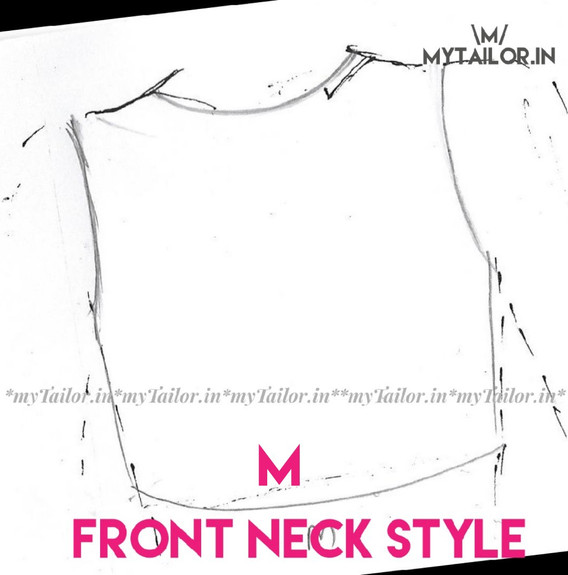 Front Neck Style M
