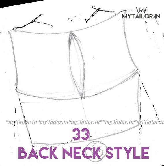 Back Neck Style 33