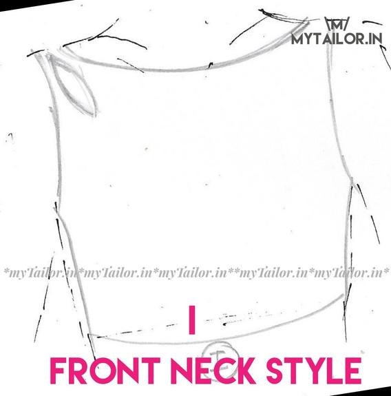 Front Neck Style I